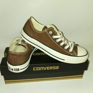 ❤Converse All Star Brown